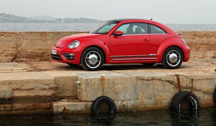 Volkswagen : fin de la partie pour les Coccinelle et Scirocco ?