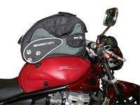Les chiens font aussi de la moto... grâce au sac Bagster Friendy