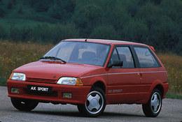 Citroën AX : en avance sur son temps