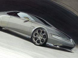 Mondial de Paris - Le concept Citroën ID inspiré par la SM sera-t-il ainsi?