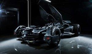 Une réplique de Batmobile fonctionnelle à vendre plus de 700 000 euros