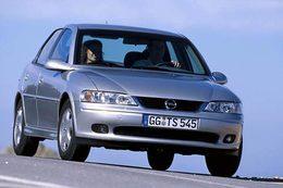 Opel Vectra : l'exception qui confirme   la règle