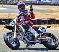 """Supermotard 2012, Alexis Marie-Luce champion des USA: """"je suis ouvert à toutes propositions"""" (interview)"""