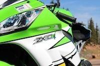 La ZX-10R enflamme Pikes Peak avec la victoire de Jeremy Toye