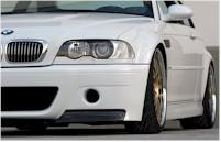 BMW M3 E46 white style...