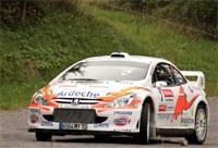 Rallye du Touquet: Cuoq l'adore
