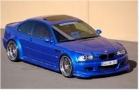 BMW M3 look GTR replica