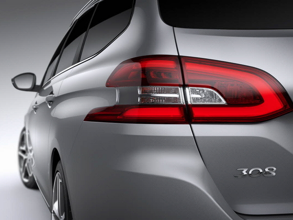 Nouvelle Peugeot 308: label origine France garanti