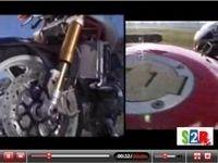 Vidéo Moto : Ducati Monster S4Rs, le film promotionnel