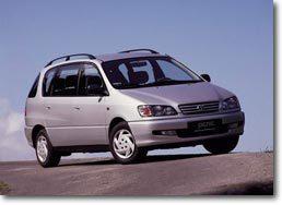 Toyota Picnic : L'illustre inconnu !