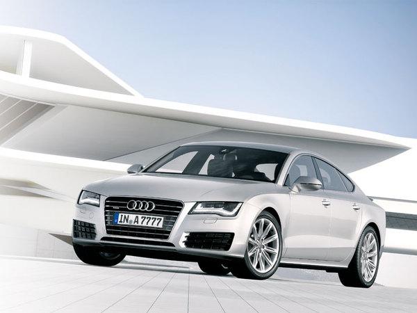 Nouvelle Audi A7 : déjà là