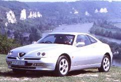 Alfa Romeo GTV  Brûlante Italienne
