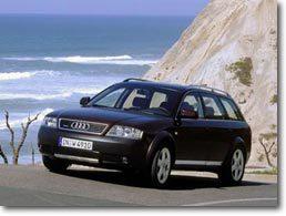 Audi Allroad Quattro : exclusive   polyvalence