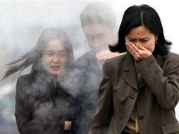 Microparticules : la Chine propose d'arroser les villes pour réduire la pollution