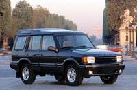 Land Rover Discovery Baby Range !