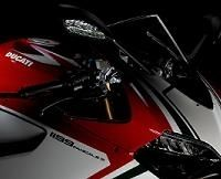 Economie - Ducati: Avec le Panigale Lyon marque un nouveau but !