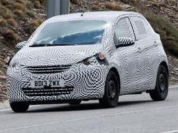 Genève 2014 - Future Peugeot 108: une variante découvrable pour rouler cheveux au vent!