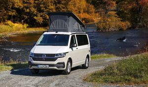 Volkswagen organise un rassemblement de vansen France