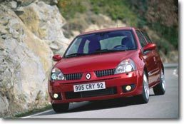 Renault Clio II RS 2.0 16V