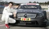 DTM: Bruno Senna réalise ses premiers tests !