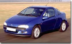 Opel Tigra : la griffure majestueuse