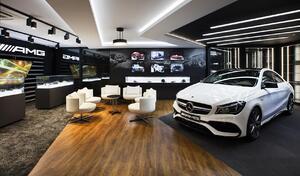 En quête de cash, Mercedes pourrait vendre 25 succursales