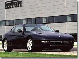 Ferrari 456 GT: le sport et la noblesse