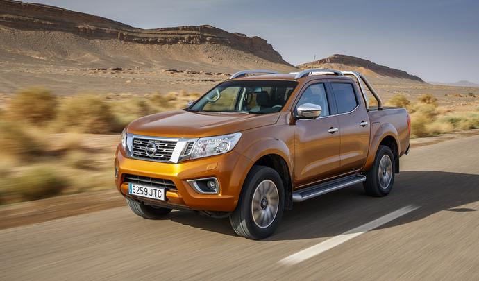 Nissan va arrêter le pick-up Navara en Europe