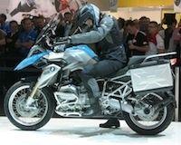 BMW: la nouvelle R 1200 GS près de chez vous