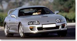 Toyota Supra : supra-ordinaire