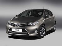 Mondial de Paris 2012 : nouvelle Toyota Auris, terriblement Lexusisante