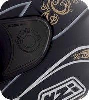 Casque NZI SPYDER III... black or white?