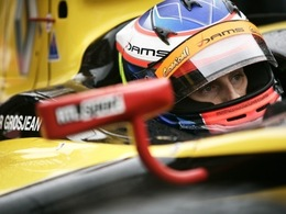GP2/Hockenheim - Retour sur le week-end de Romain Grosjean