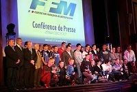 FFM : retrouvez la conférence de presse en vidéo