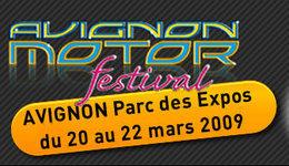 Avignon Motor Festival 2009 : c'est ce week-end