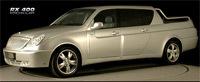 Exoticars : Intercar RX400 Pick up