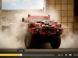 Top Gear : le Marauder, (beaucoup) plus fort que le Hummer