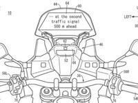 Honda dépose des brevets pour l'affichage tête haute