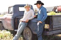 La camionnette de 'Brokeback Mountain' mise en vente