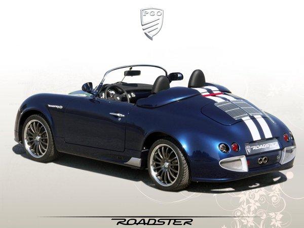 Roadster PGO : une série limitée à 10 exemplaires