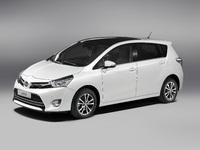 Mondial de Paris 2012 : Nouvelle Toyota Verso restylée