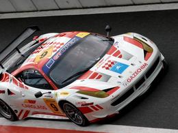 Soheil Ayari, une 2ème place pour sa 1ère sortie en Ferrari 458