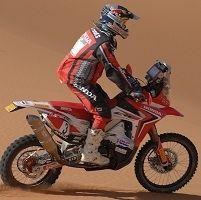 Rallye du Maroc : La première étape pour Rodrigues