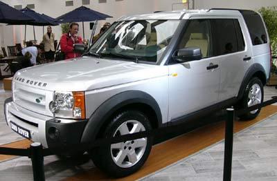 Land Rover Discovery 3 :   il a tout du Range