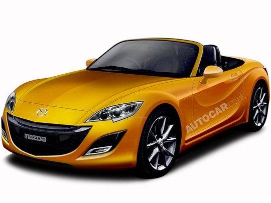 Mazda MX-5 - La prochaine génération sera plus légère