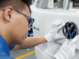 Les ventes de la marque Volkswagen en baisse continue depuis huit mois
