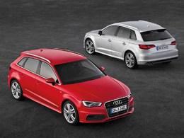 Mondial de Paris 2012 - Voici la nouvelle Audi A3 Sportback
