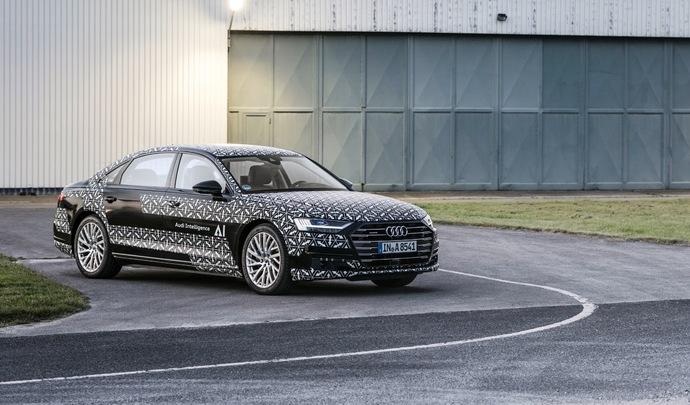 Audi va mener des tests sur la 5G en Allemagne