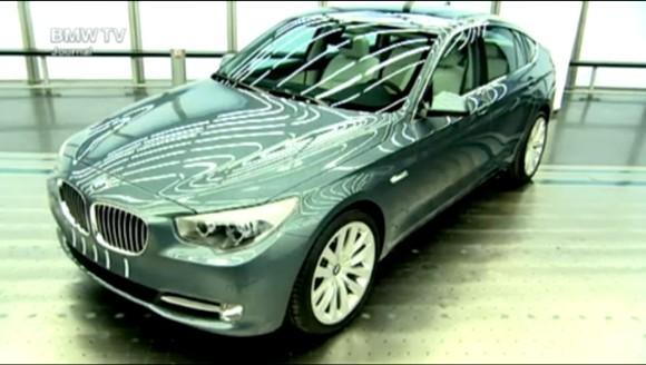 La BMW Serie 5 GT de série déjà sur BMW TV