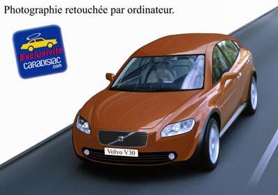 Volvo prépare une compacte pour 2007